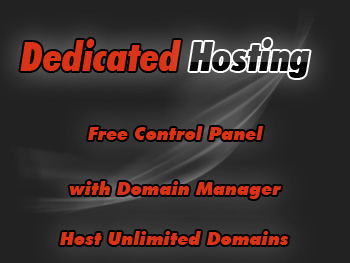 Economical dedicated servers hosting services